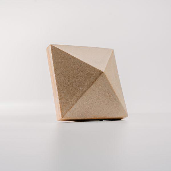 Piramis csempe homok - sand